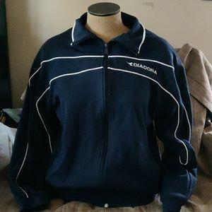 Men's Small Diadora Lightweight Jacket